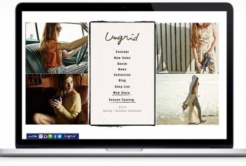 Ungrid Official Site for 2014 Summer / Spring