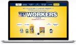WORKERS[ワーカーズ]作業着専用洗いブランドサイト