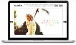dazzlin Official Web Site 2013 S/S